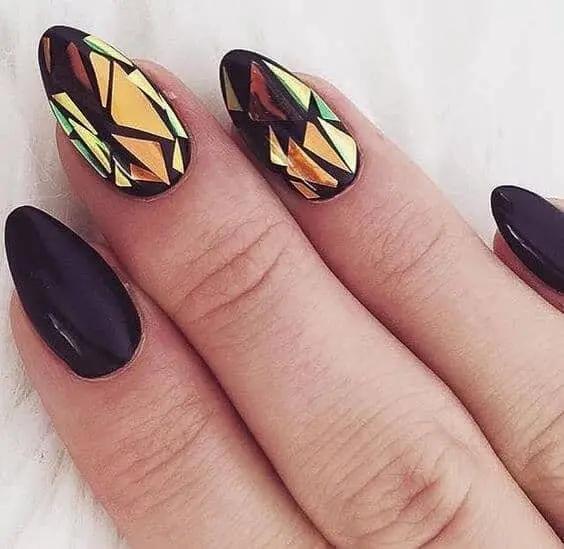 trending-nails-designs-in-black-8