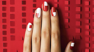 100+ Trending Red Nails Designs For 2021