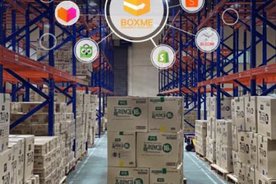 Boxme – Giải pháp logistics thế hệ mới!