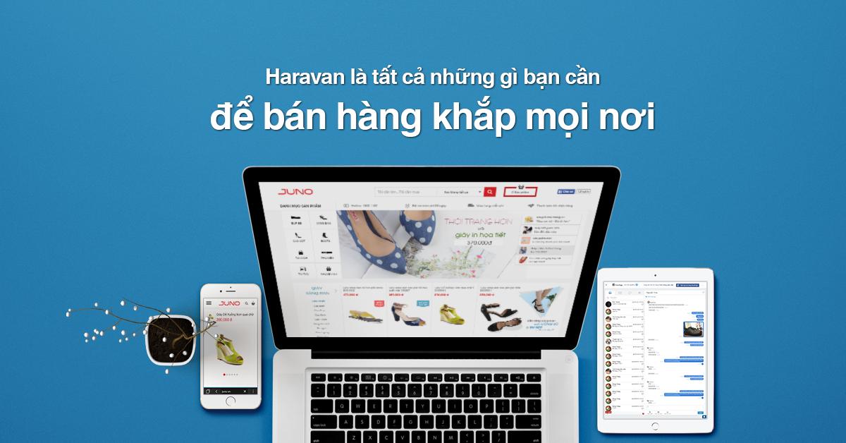 Haravan-Page
