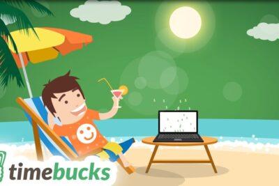 TimeBucks – Thực hư nền tảng kiếm tiền online tới 40 triệu/tháng