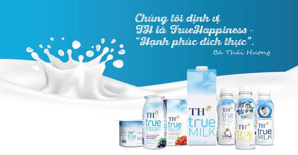 mo-hinh-4P-trong-marketing-của-TH-TrueMilk