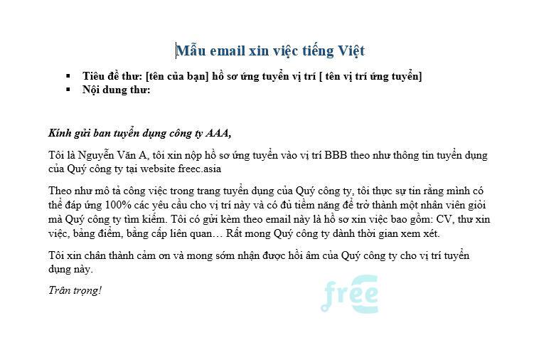 Viet-mail-ung-tuyen-bang-tieng-Viet