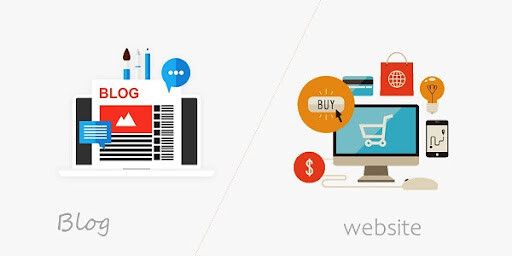 blog-va-website-la-gi
