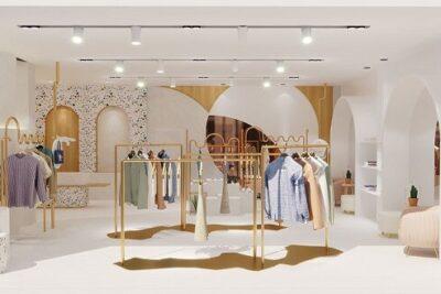 """5 cách trang trí shop quần áo """"hút mắt"""" khách hàng nhất 2021"""